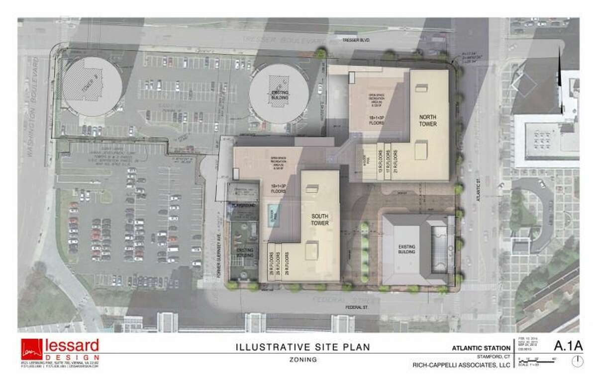 Retail shops proposed at former Stamford post office