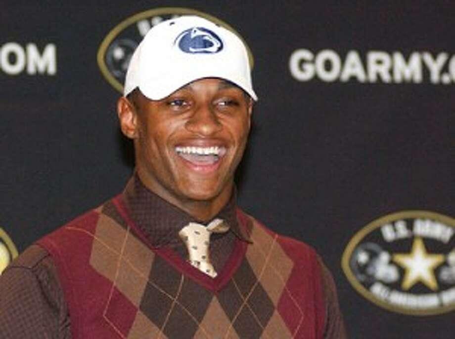 """Khairi Fortt: """"It's Penn State"""""""