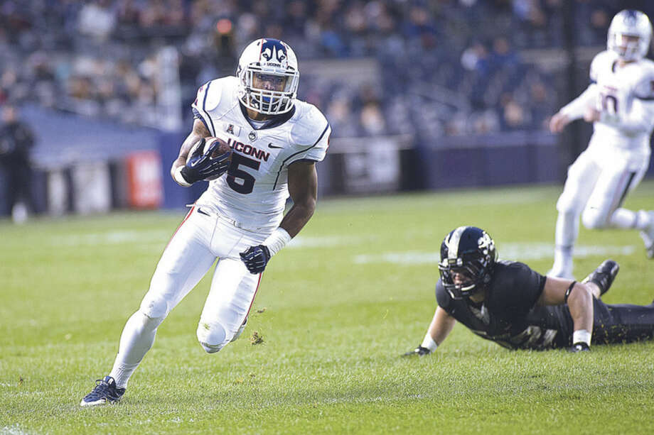 UConn Football: Norwalk's Thomas ready for breakout season