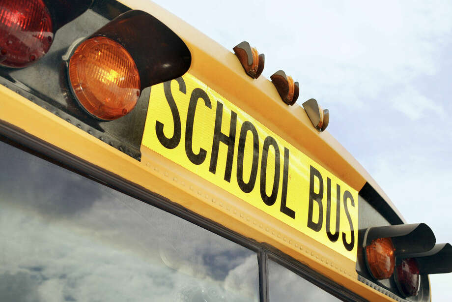 A school bus is shown in this file photo