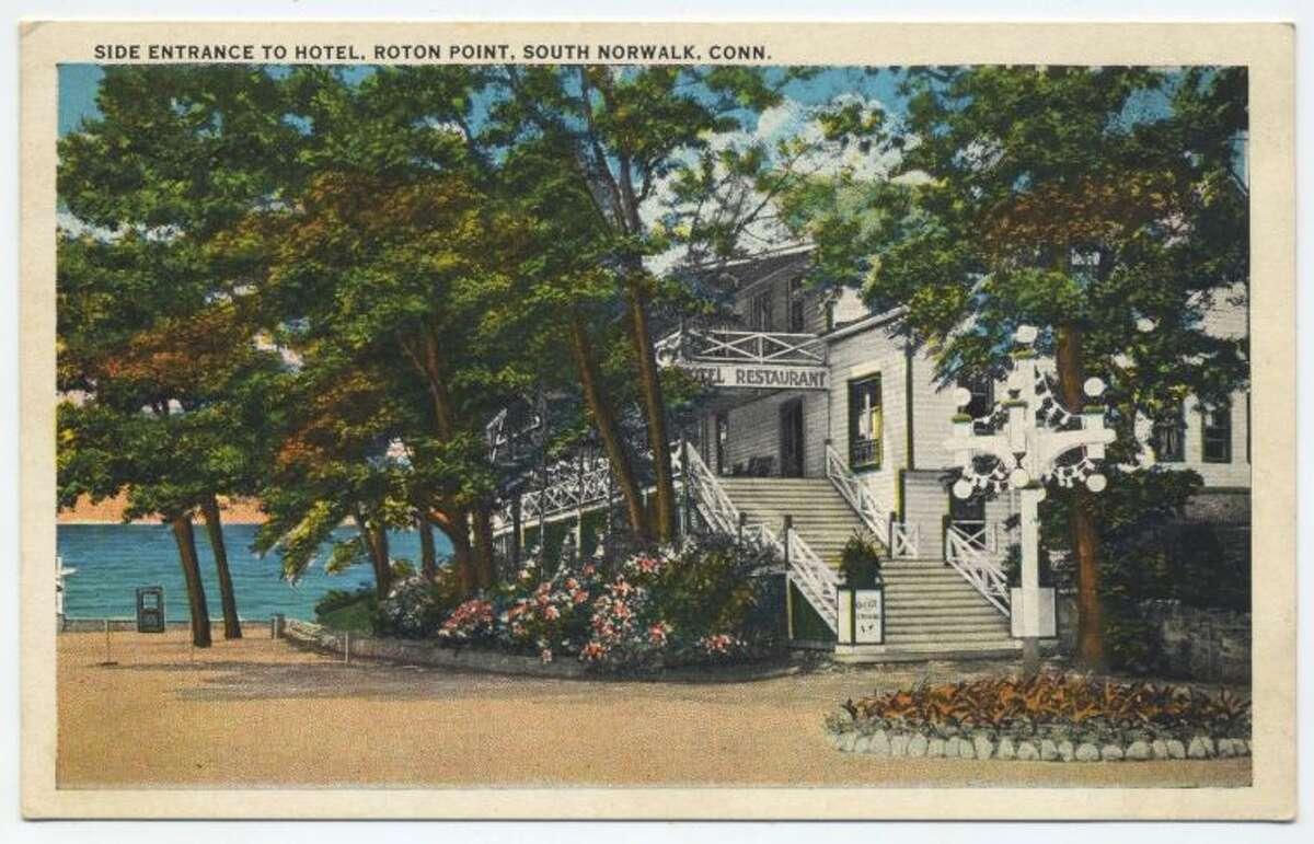 Roton Point Hotel, South Norwalk