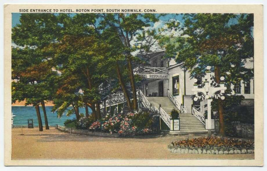 Roton Point Hotel, South Norwalk