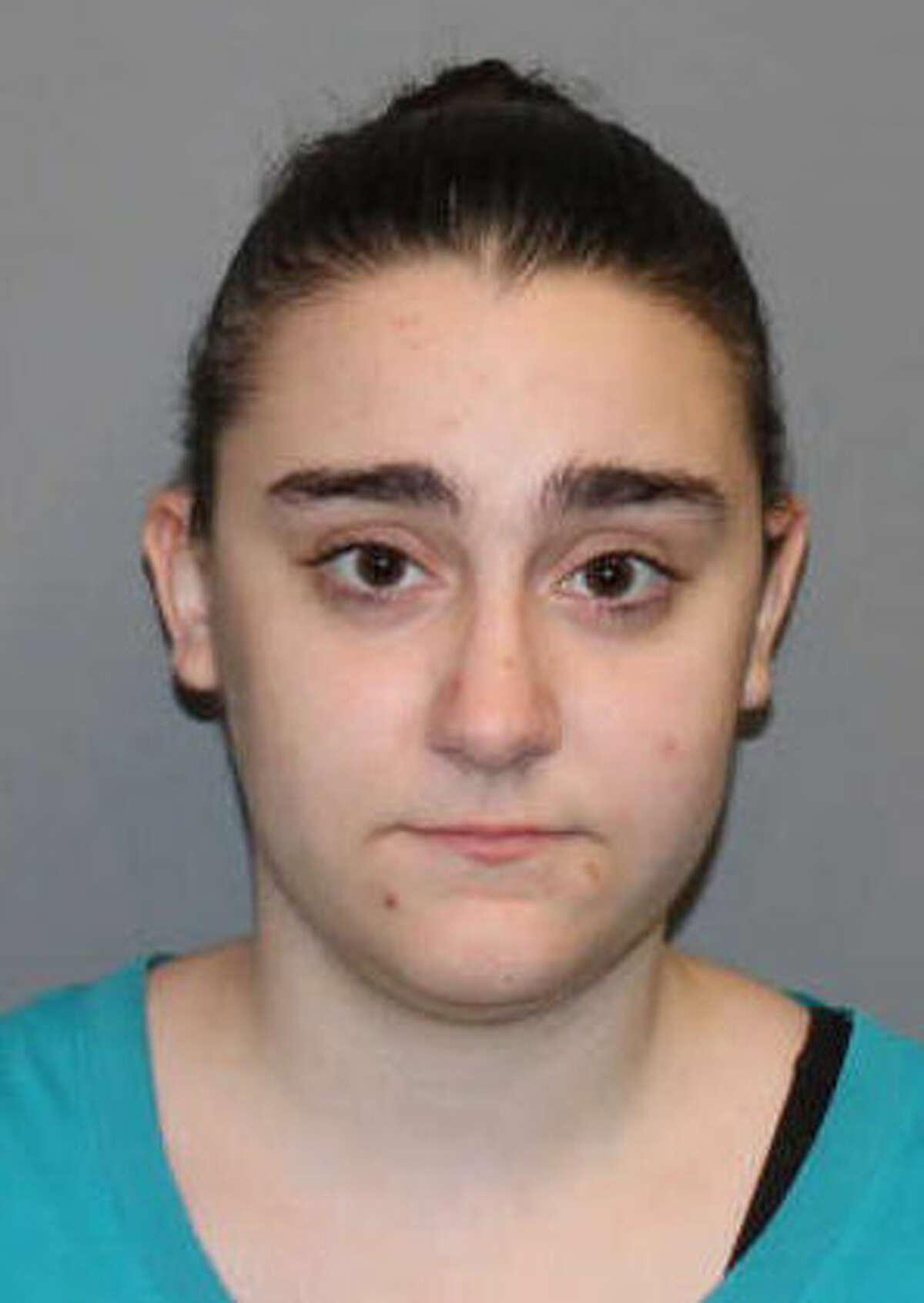 Makenzie Pellini, 18, of 5 Rockmeadow Road