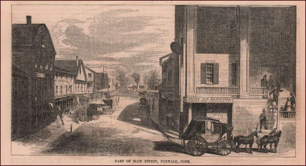 Main Street of Yester Year