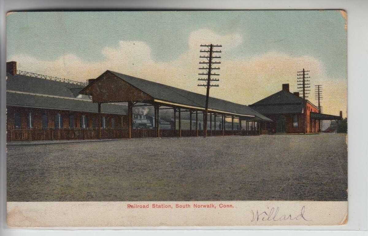 South Norwalk Railroad Station