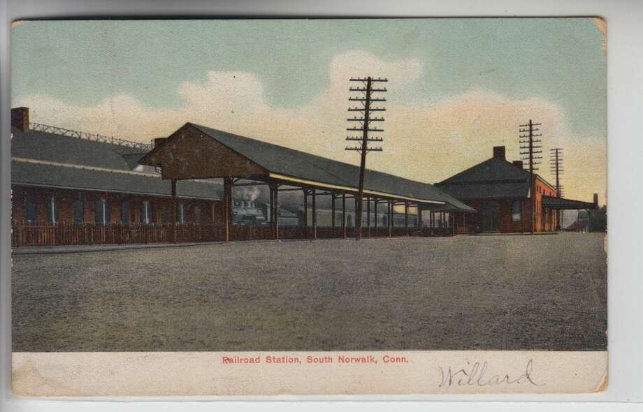South Norwalk Railroad Station
