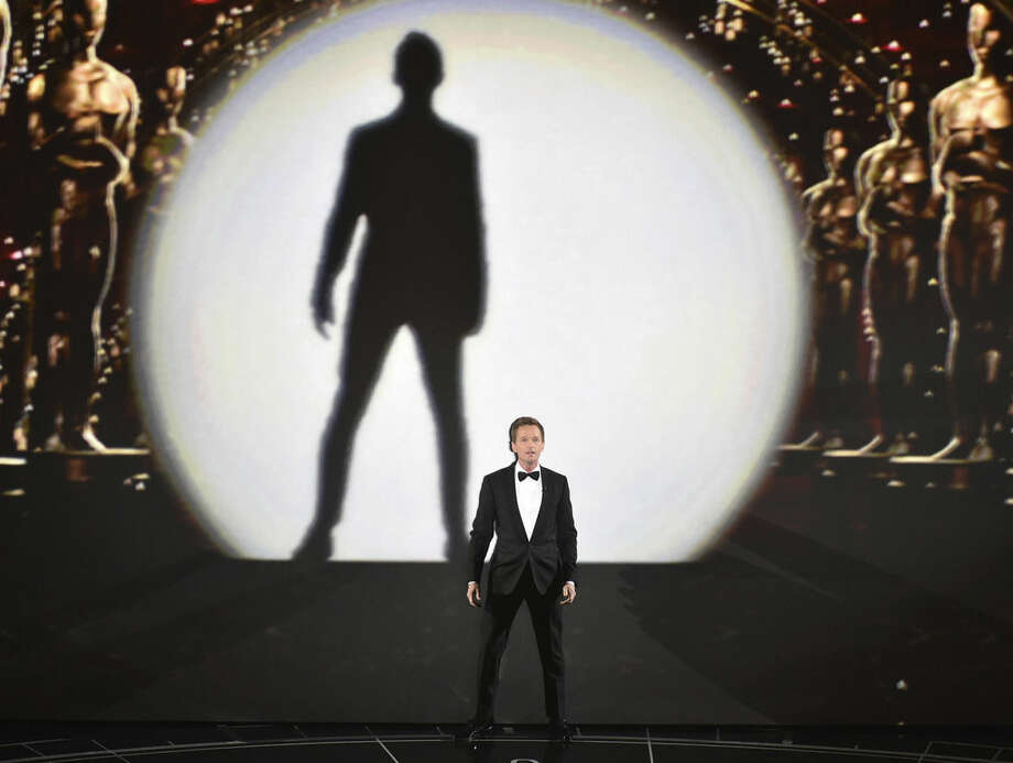 Host Neil Patrick Harris performs at the Oscars on Sunday, Feb. 22, 2015, at the Dolby Theatre in Los Angeles. (Photo by John Shearer/Invision/AP)