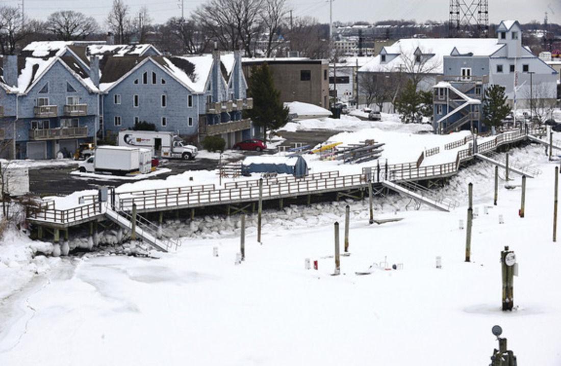 norwalk tax collector seeks lien assignment on oyster bend marina