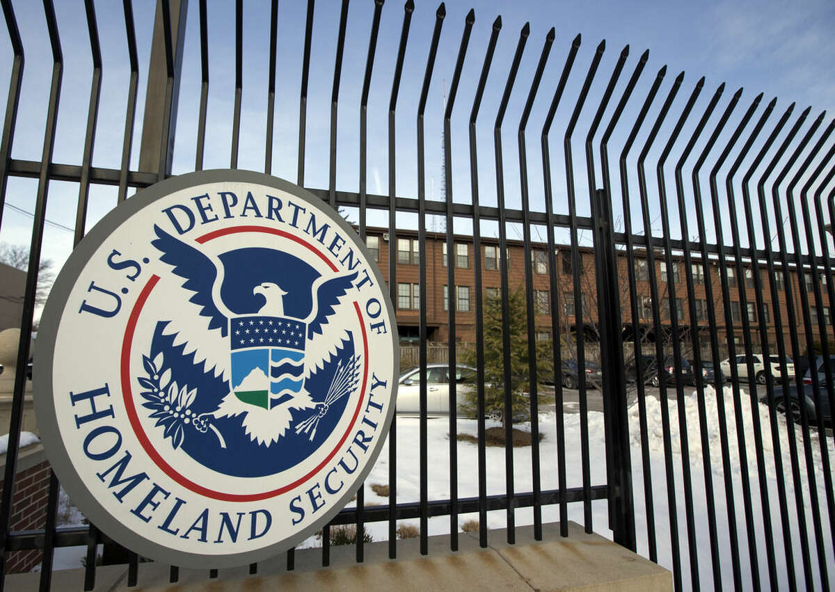 FILE - In this Feb. 24, 2015 file photo, the Homeland Security Department headquarters is seen in northwest Washington. Several misperceptions have cropped up in the heated debate over Congress' struggle to provide money for the Department of Homeland Security and avert a partial shutdown at week's end. Many Republicans want to halt the funding unless President Barack Obama's liberalized deportation policy is rescinded. Senate Democrats blocked that effort, and House Republican leaders signaled Tuesday that they might rely heavily on Democrats to end the impasse. (AP Photo/Manuel Balce Ceneta, File)