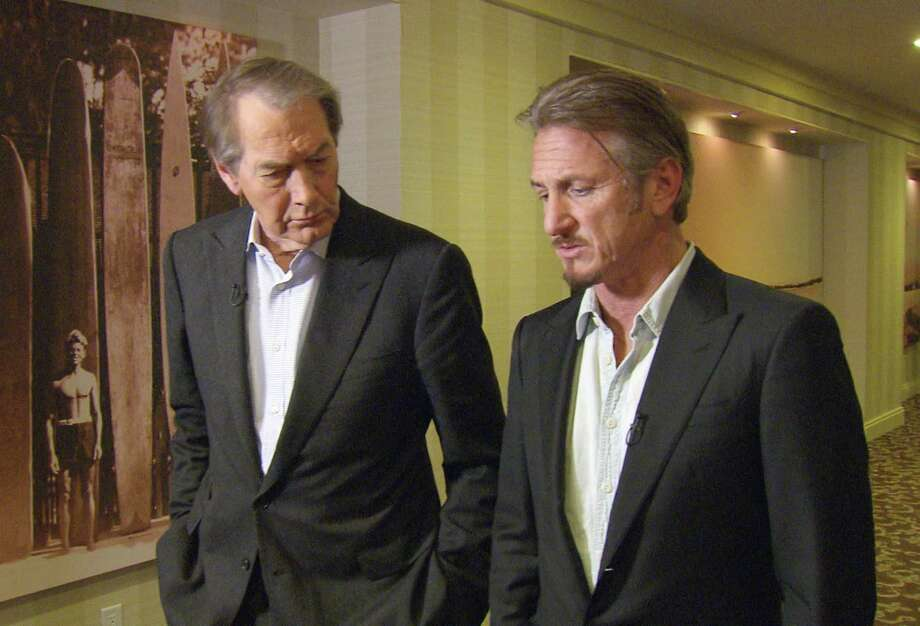 The Hollywood actor and director Sean Penn sat down with Charlie Rose on Jan. 14 in Santa Monica, Calif., for his first interview about the controversy over his clandestine meeting with Mexican drug lord Joaquin El Chapo Guzman. Photo: CBS Photo Archive / CBS Via Getty Images / 2016 CBS Photo Archive