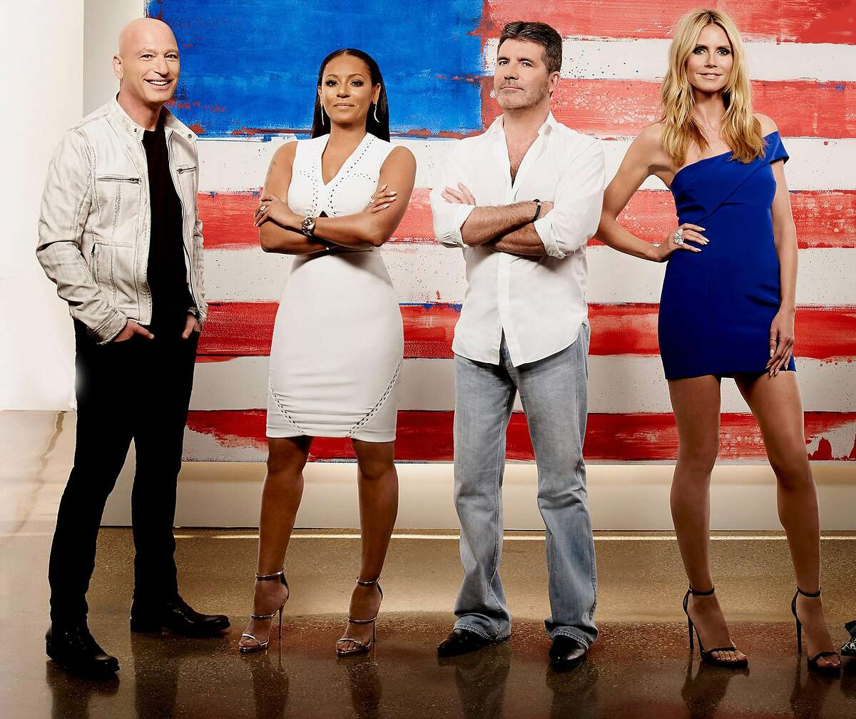 Alaska  1. America's Got Talent 2. Big Brother 3. The Apprentice
