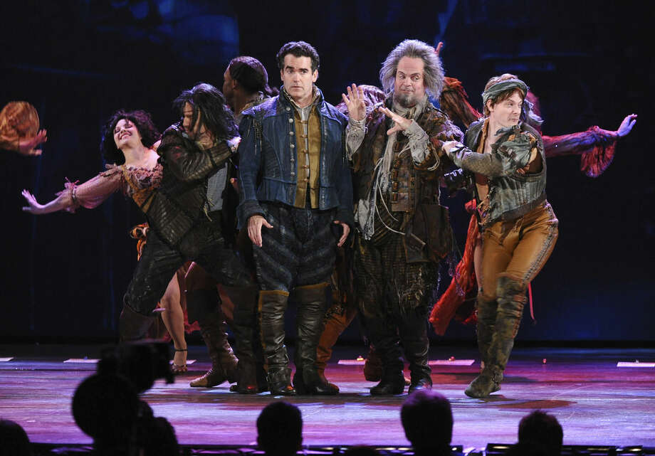 "Something Rotten! ""Set in 1595, this hilarious smash tells the story of Nick and Nigel Bottom, two brothers who are desperate to write a hit play. When a local soothsayer foretells that the future of theatre involves singing, dancing and acting at the same time, Nick and Nigel set out to write the world's very first musical."" When: Now through Sunday, Jan. 15. Where: Proctors Theatre, 432 State St., Schenectady. For tickets and more information, visit the website."