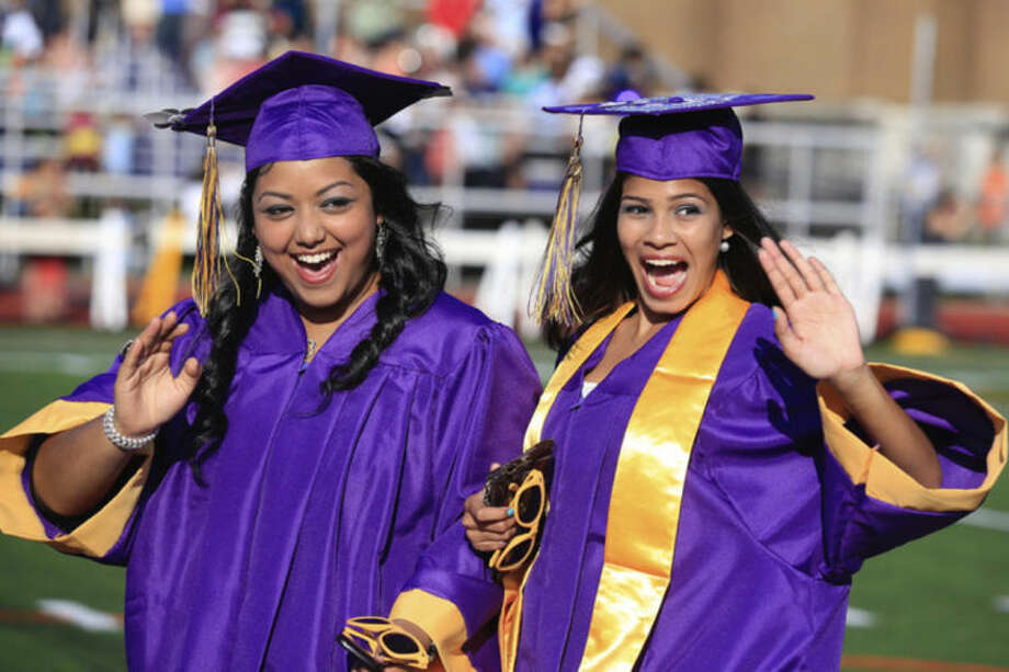 westhill high graduates 511 students with words of encouragement