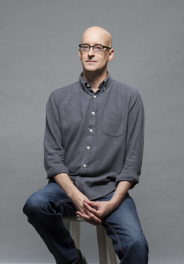 """In this Saturday, June 27, 2015 photo, director Peyton Reed poses for a portrait in promotion of the new film, """"Ant-Man,"""" in Burbank, Calif. The movie releases in the U.S. on July 17, 2015. (Photo by Rebecca Cabage/Invision/AP)"""
