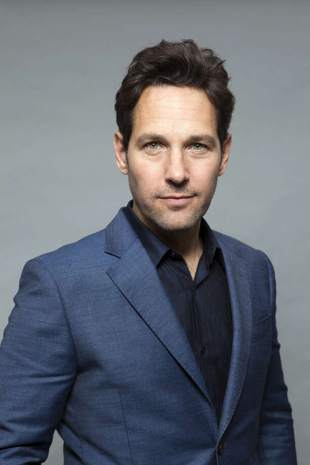 """In this Saturday, June 27, 2015 photo, actor Paul Rudd poses for a portrait in promotion of the new film, """"Ant-Man,"""" in Burbank, Calif. The movie releases in the U.S. on July 17, 2015. (Photo by Rebecca Cabage/Invision/AP)"""