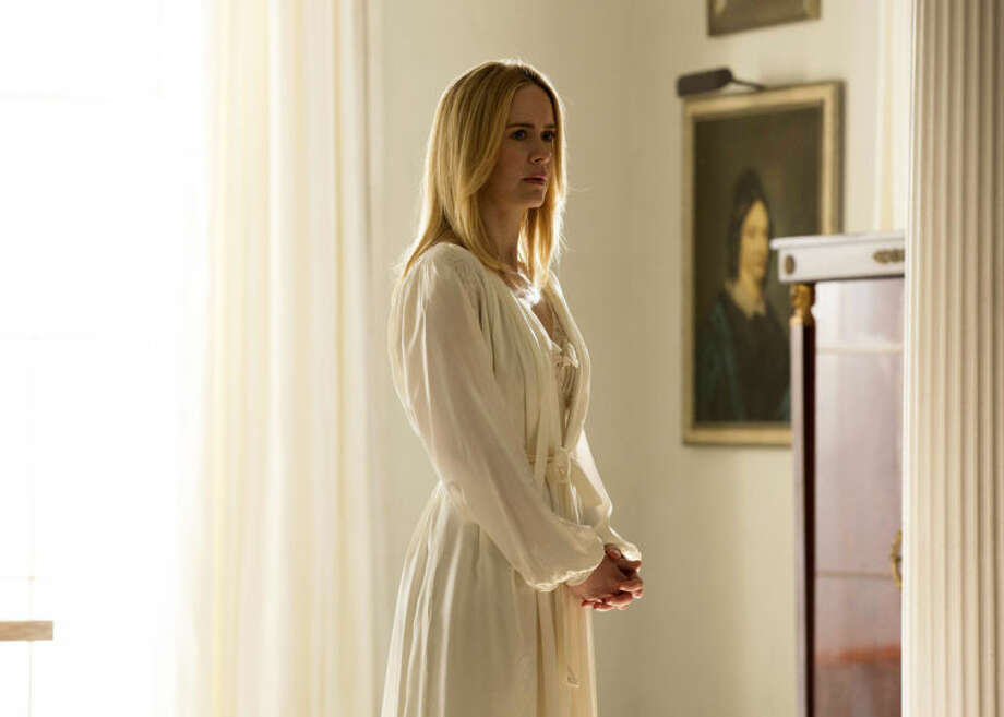 This image released by FX shows Sarah Paulson as Cordelia in a scene from