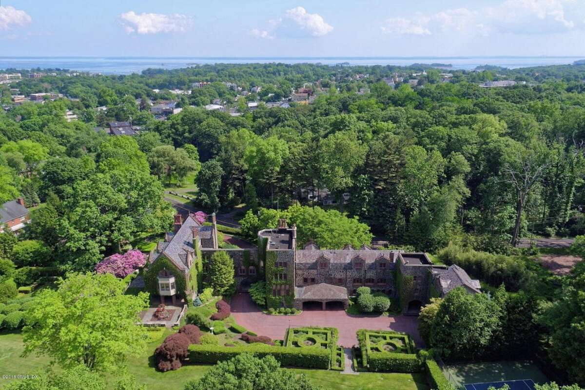 17 Hemlock Dr, Greenwich, CT 06831 11 beds 14.5 baths 13,500 sqft Features: Formal gardens, all-weather tennis court, carriage house View full listing on Zillow
