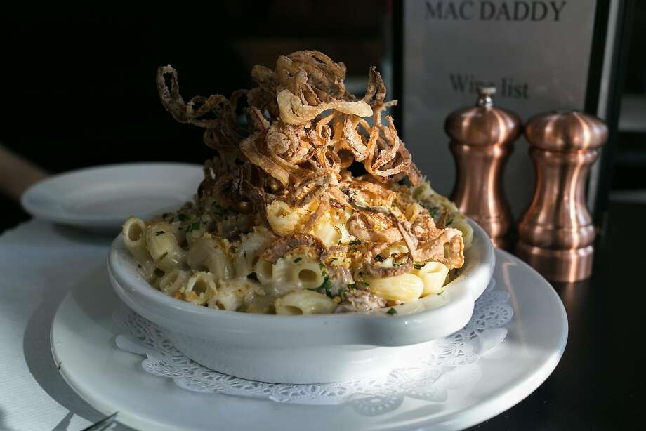 Shortrib mac from Mac Daddy in S.F. Photo: Jen Fedrizzi, Special To The Chronicle