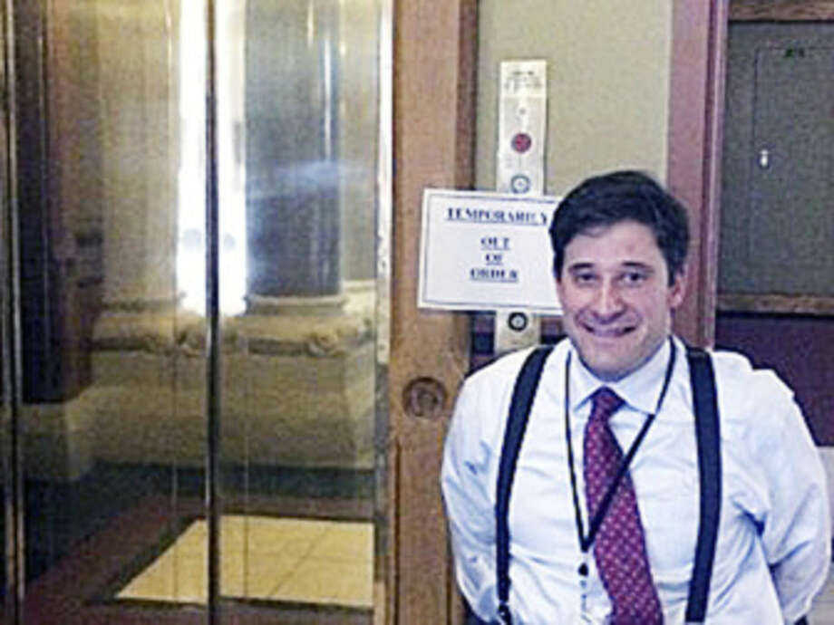 A struggle for access, political and otherwise, at the Capitol
