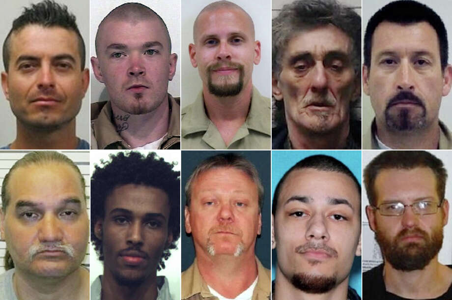 Washington's Department of Corrections is currently looking for dozens sex offenders who've violated their parole. Take a look. Photo: Department Of Corrections