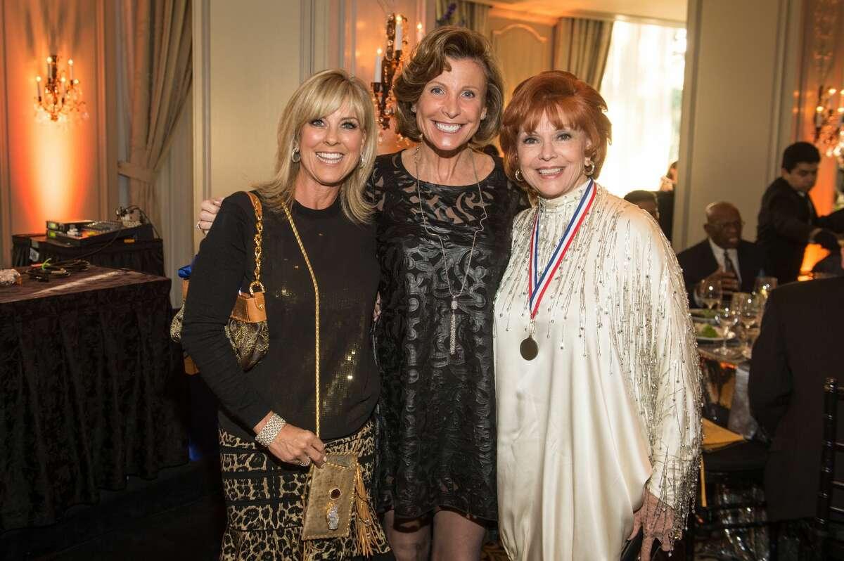 Debbie Clemens, Jan Patrick & Dot Cunningham