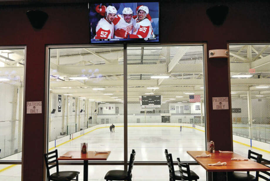 Hour photo / Erik Trautmann The Penalty Box restaurant opens at SoNo Ice House