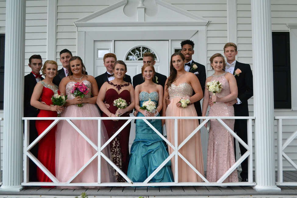 Were you Seen at the Catholic Central High School Graduation Ball held at The Edison Club in Rexford on Sunday, June 12, 2016?