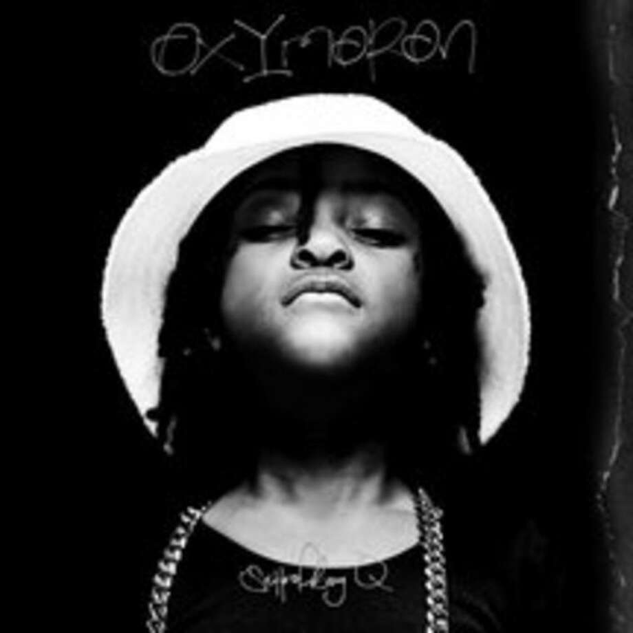 """AP Photo/Interscope RecordsThis CD cover image released by Interscope Records shows """"Oxymoron"""" the latest release by Schoolboy Q."""