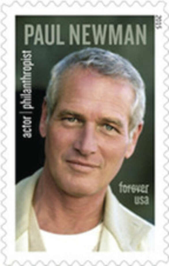 Contributed Paul Newman stamp on sale at Post Offices.