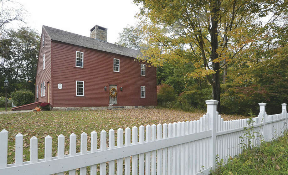 From the left, Silvermine Avenue house, the Grumman Street John house part and the Gallaher Estate at Cranbury Park will be on the Historic House tour to be held Oct. 15.