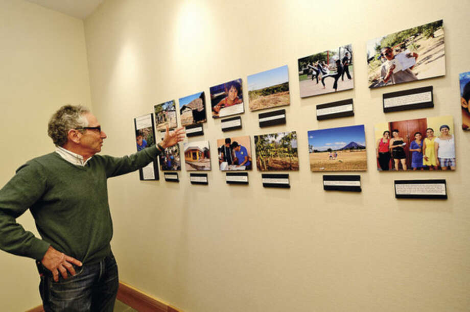 """Hour photo / Erik Trautmann Former Norwalk Teacher Tom Kretsch has a photo exhibit opening at Darien Library on Friday, March 21. The exhibit is called """"Street Vibes: Places and Faces in Nicaragua."""" Kretsch is a board member of the Norwalk Sister City Project and shot the photographs during several trips to Nagarote, Nicaragua."""