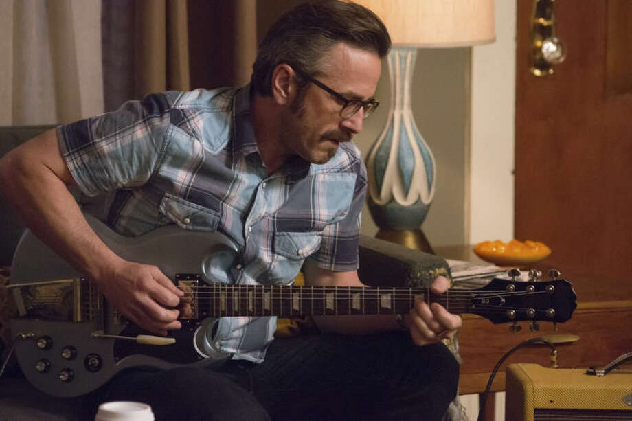 """This image released by IFC shows Marc Maron from the scripted comedy """"Maron,"""" whose second season IFC airs Thursdays at 10 p.m. EDT. (AP Photo/IFC, Chris Ragazzo)"""