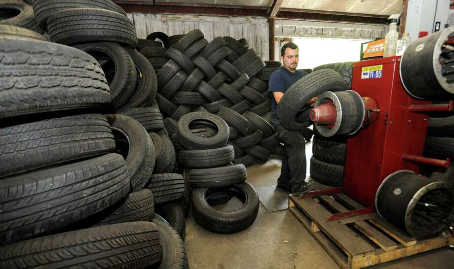 Used Tire Shop Offers Options In New Milford Newstimes