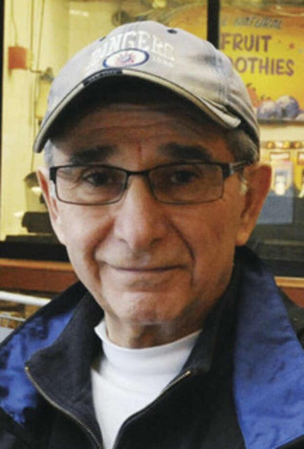 Vince Genovese, Norwalk. mv photo