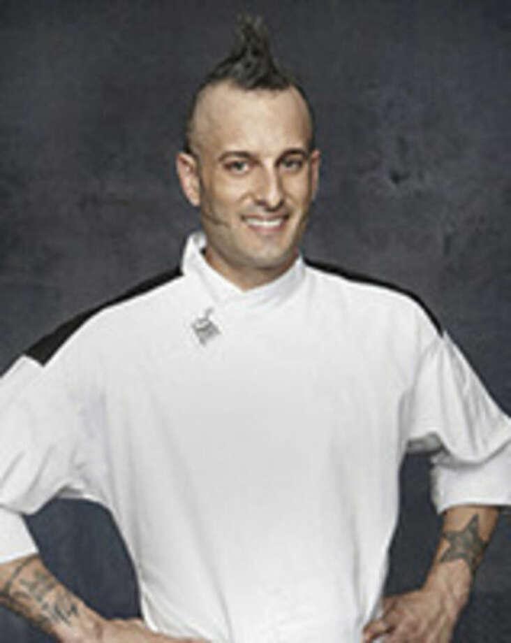 Chef Barrett Beyer