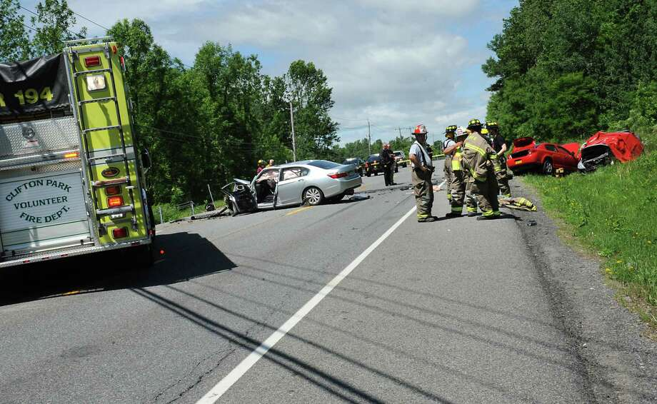 Victims identified in fatal crash on Route 146 in Halfmoon