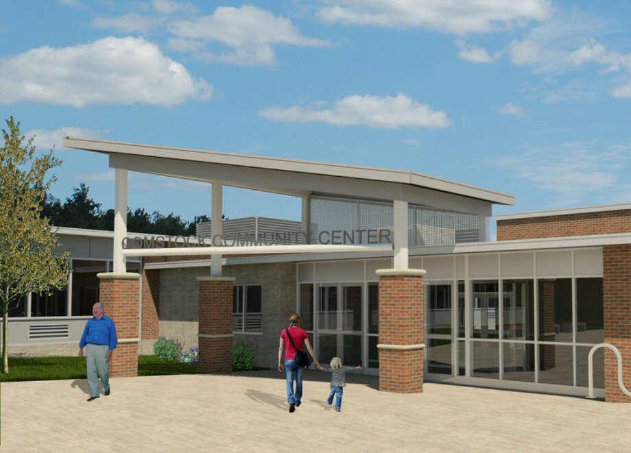 Comstock Community Center Upgrades