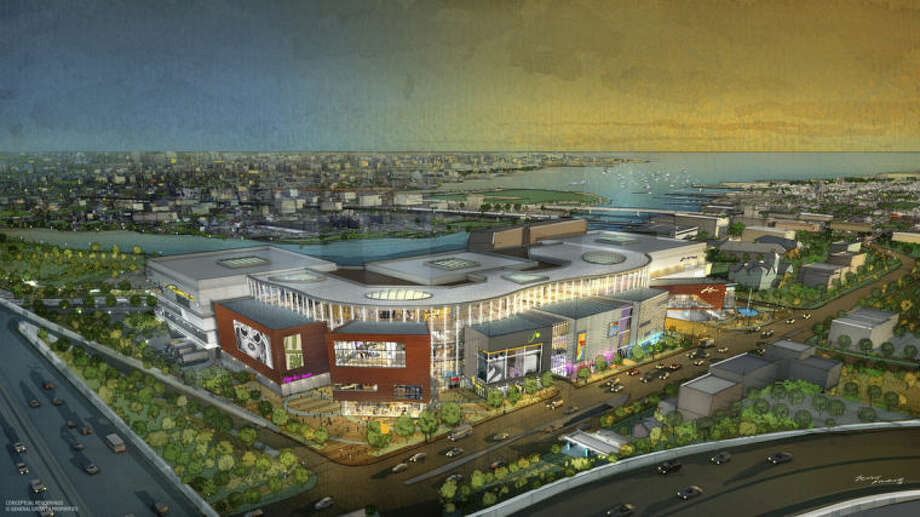 GGP proposes 700K regional shopping center for Reed Putnam