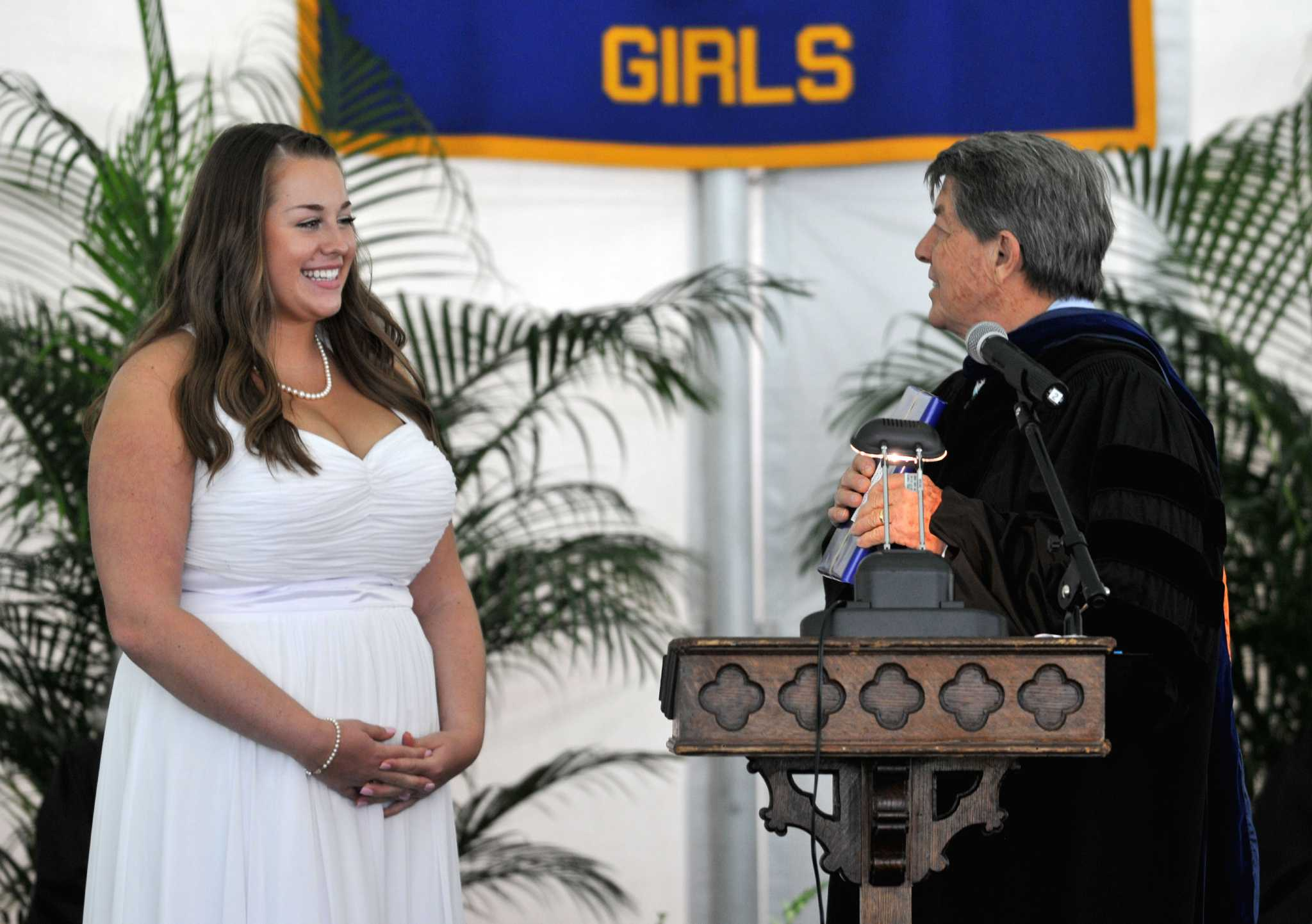 Photos: Albany Academy for Girls graduation
