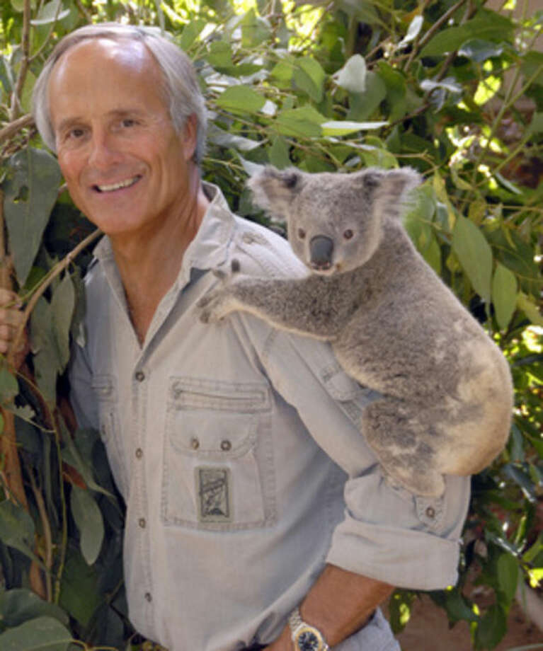 Contributed photoJack Hanna Animal Adventures: 2 and 7:30 p.m., Wednesday, May 7 in the Maritime Aquarium's IMAX Theater.