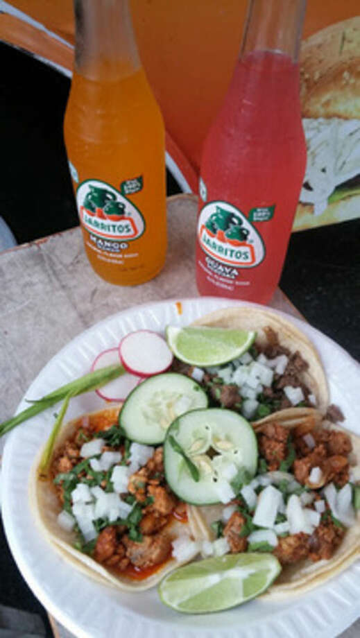 Photo by Frank WhitmanEl Azteca Tacos