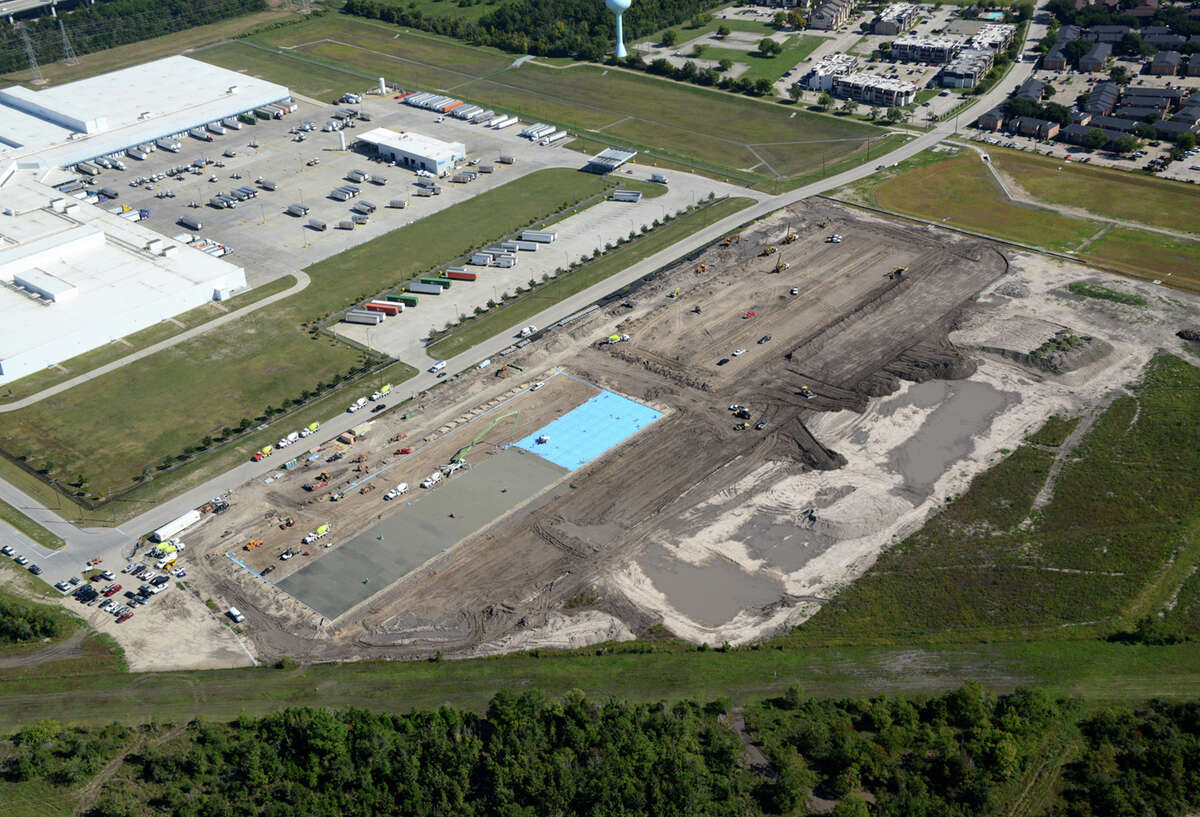 The 970-acre Pinto Business Park is at the southwest corner of Interstate 45 North and Beltway 8.
