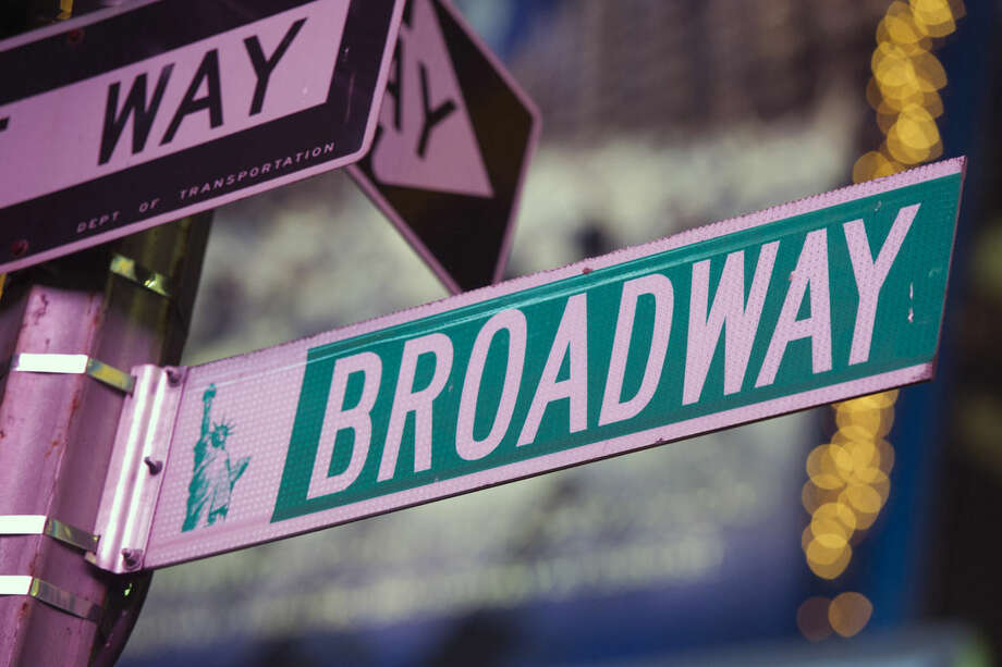 AP Photo/Charles Sykes, fileThis Jan. 19, 2012 file photo shows a Broadway street in Times Square, in New York. The Broadway League, the industry's trade association, on Wednesday, Oct. 28, 2015, unveiled its BwayZone.com, an interactive website designed to attract children aged 8-13 that's packed with video, photos and stories about shows. It's part of the league's overall push to engage families, which includes Kid's Night on Broadway, the National High School Musical Theatre Awards and Family First Nights.