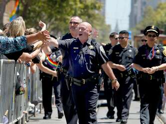 100 years of the San Francisco Police Department in uniform