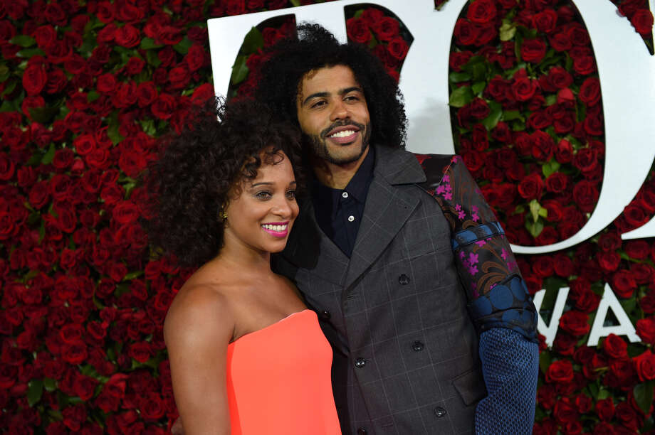 NEW YORK - JUNE 12: Daveed Diggs nominated for Best Performance by an Actor in a Featured Role in a Musical for Hamilton on the red carpet at THE 70TH ANNUAL TONY AWARDS, live from the Beacon Theatre in New York City, Sunday, June 12 (8:00-11:00 PM, live ET/ delayed PT) on the CBS Television Network. (Photo by Michele Crowe/CBS via Getty Images) / 2016 CBS Photo Archive
