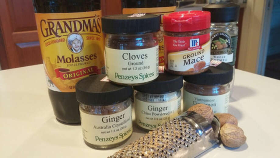 Photo by Frank WhitmanGingerbread spices.