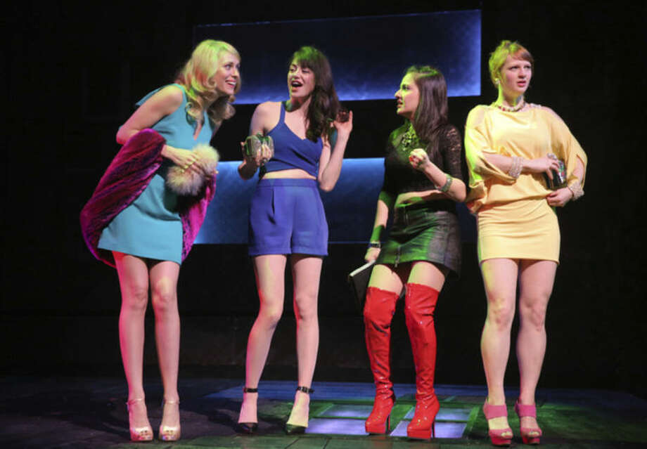 """Contributed photo""""The Fairytale Lives of Russian Girls"""" is playing at the Yale Repertory Theatre."""