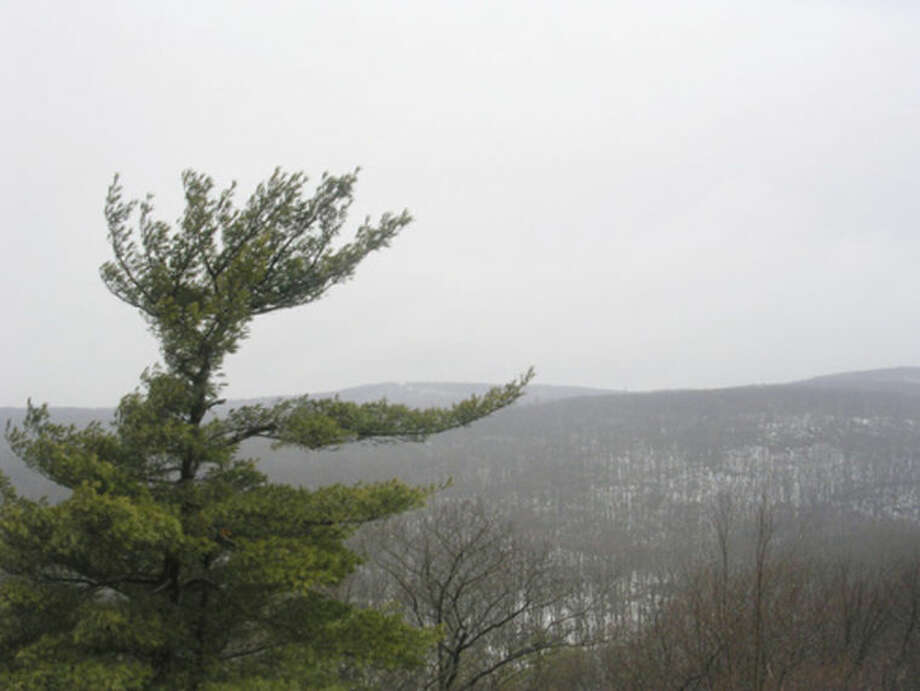 Photo by Rob McWilliamsView from Lions Head on the Connecticut section of the AT.