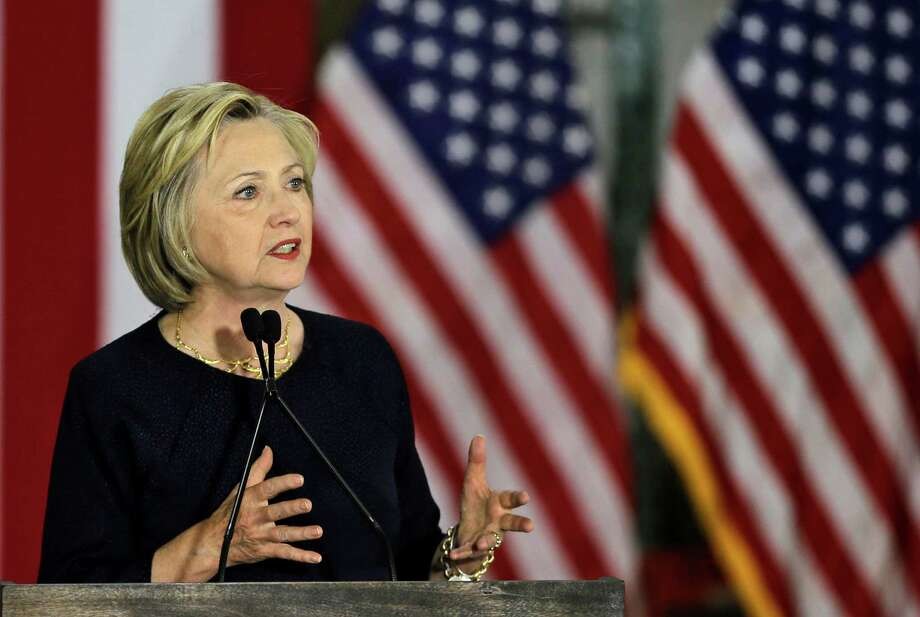 Do the questions that still loom about Benghazi disqualify presumptive Democratic presidential candidate Hillary Clinton? Photo: Tony Dejak, STF / Copyright 2016 The Associated Press. All rights reserved. This material may not be published, broadcast, rewritten or redistribu