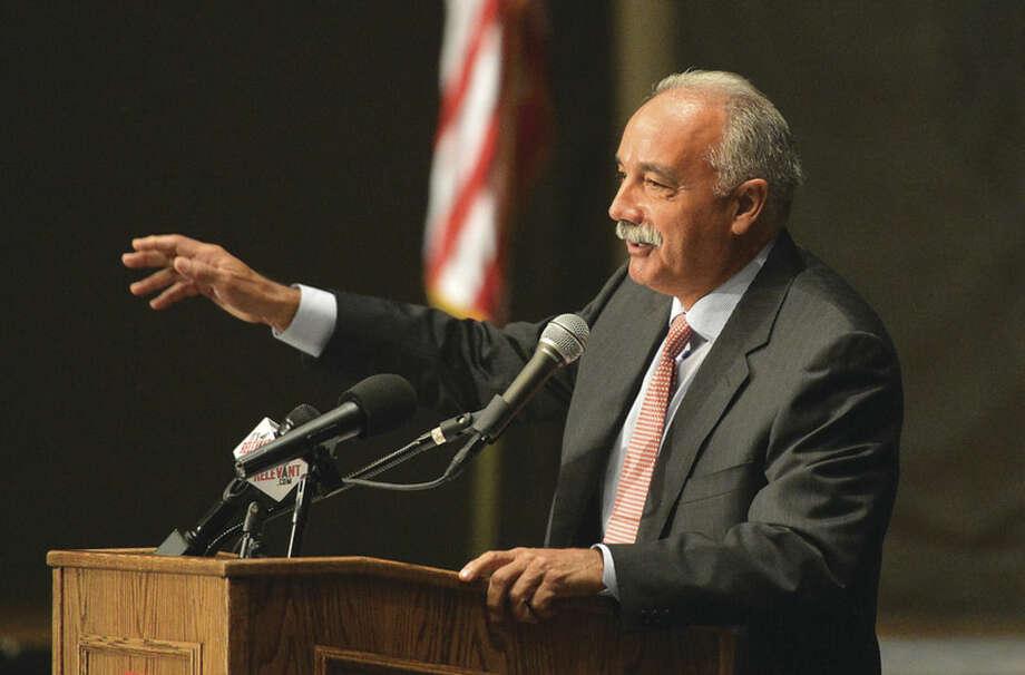 Norwalk Superintendent of Schools, Dr. Manuel Rivera